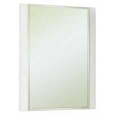 Зеркало Ария 65 белый глянец 1337-2