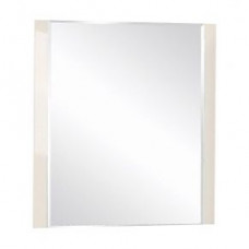 Зеркало Ария 80 /80х85,8х2,1/ белый