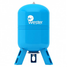 Бак для воды (гидроакк) WAV 150 (Wester) 1 вертик.опора