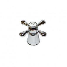 Ручка для смесителя под квадрат 31 крест Rain 565-130