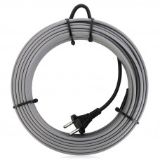 Саморег. греющий кабель на трубу 24 Вт/м (6метров)