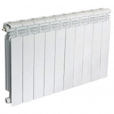 Радиатор алюминиевый литой ОАЗИС 350/80  (8 секций)