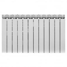 Радиатор алюминиевый литой ОАЗИС 500/80  (8 секций)