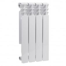 Радиатор алюминиевый литой ОАЗИС 500/96 (4 секции)