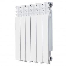 Радиатор алюминиевый литой ОАЗИС 500/96 (8 секций)