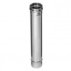 Дымоход 1,0м. (430/0,8) ф120