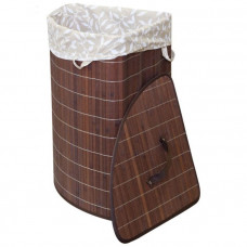 Корзина для белья BLB-07-D бамбук