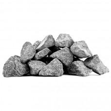 Камни для банных печей Габбро-Диабаз (20кг, коробка) цена за упаковку