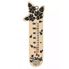 Термометр Банный веник 17,5*4см.