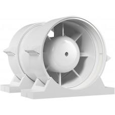 Вентилятор осевой канальный приточно-вытяжной с крепёжным комп. D125 PRO 5