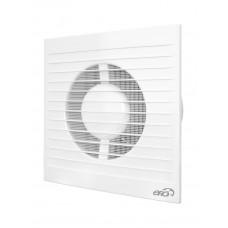 Вентилятор осевой с антимоскитной сеткой, обратным клапаном D100