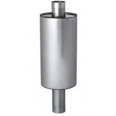Бак Комфорт (AISI 201/1.0) круглый на трубе 72л ф115