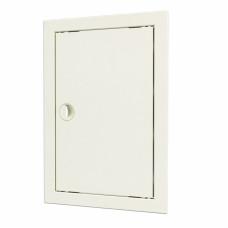 Люк-дверца ревизионная 368*368 с фланцем 346*346 АБС Л3535