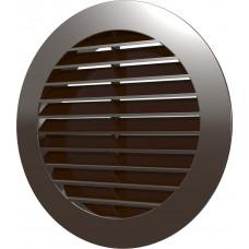 Решетка наружная вентиляционная круглая D150 с фланцем D125 ASA 12РКН кор