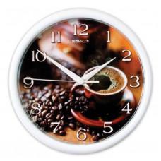 Часы настенные ПЕ-Б7-251 КОФЕ