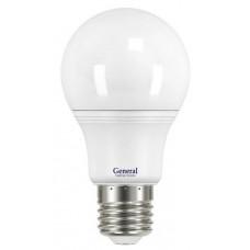 Лампа GLDEN-WA60-11-230-E27-4500 угол 270 General