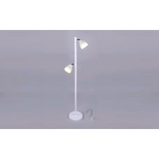 Торшер Лютня PC20657 WT+CR/2F