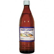 Уайт-спирит 0.5л/Бийск (стеклянная бутылка)