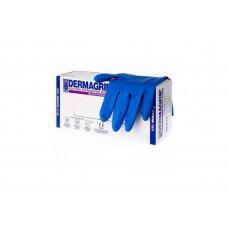 Перчатки Dermagrip High Risk (М) пара резиновые