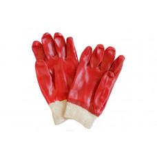 Перчатки МБС ГРАНАТ красные 0153