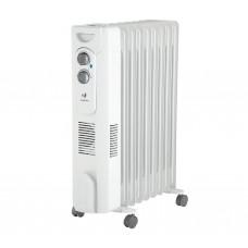Масляный электрический радиатор Timberk TOR31/1907 QT (7сек.1.9кВт вент.)