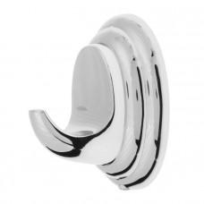 Крючок настенный Accoona A11101, хром 1179841