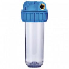Фильтр магистральный прозрачный Кristal Slim 10 Т 1*