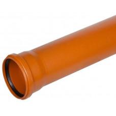 Труба канализационная раструбная 160*500/4 (наружняя)