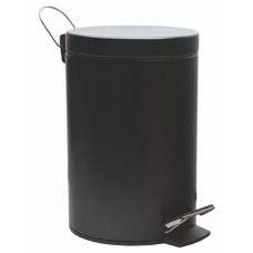 Ведро для мусора К-635 5л. Black, WasserKRAFT