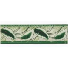 Верона В1 зеленый с платиной 20*3,5 (30) бордюр