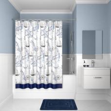 Шторка для ванной комнаты,200*180см,полиэстер, IDDIS