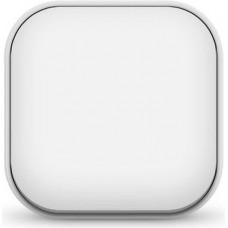 Выключатель одноклавишный серия IONICH , о/у, 10А, 220В, белый (еврослот)