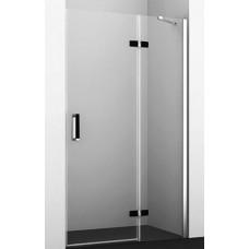 Душевая дверь Aller 1200*2000 мм. распашная, правая 10H05R Набор накладок Aller Blak Matt 10H-BMS