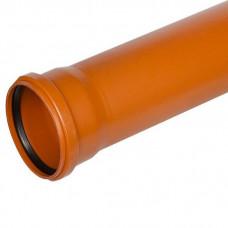 Труба канализационная раструбная 200*2000 (наружняя)