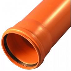 Труба канализационная раструбная 200*3000 (наружняя)