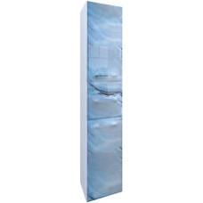 Пенал Idalgo 30П 2д, Blue marble R