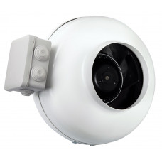 Круглый канальный вентилятор TUBE 125 XL