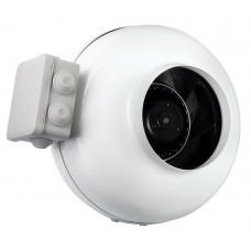 Круглый канальный вентилятор TUBE 200 XL