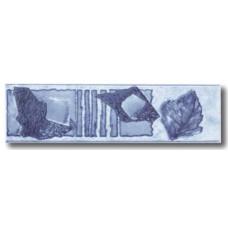 Толедо голубой широкий 20*5,8 (30) бордюр