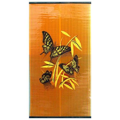 Нагреватель Бархатный сезон  Бабочки на оранжевом