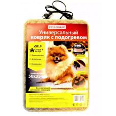 Электроподогреватель ТеплоМакс бытовой универсальный 50x35 см