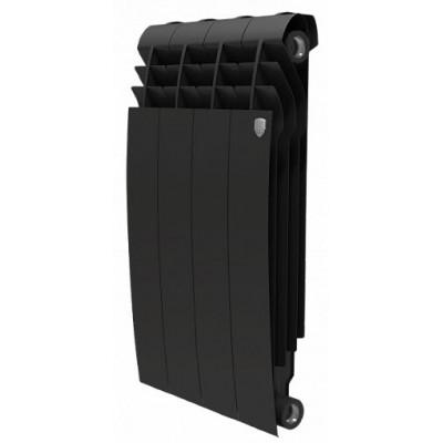 Радиатор алюминиевый Royal Thermo BiLiner 500/Noir Sable (4 секции)