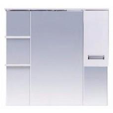 Шкаф-зеркало правый Селена-90