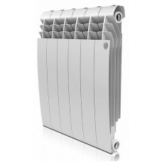 Радиатор алюминиевый Royal Thermo BiLiner 500/Bianco Traffico (12 секций)