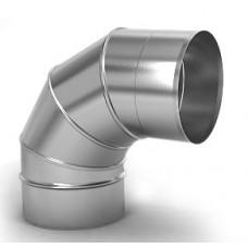 Отвод 90 Термофор ф120 0,5мм