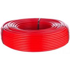 Труба PE-RT 16*2.0 д/теплого пола, красная 100 м VALFLEX (Pro Aqua)