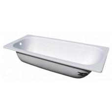 Ванна стальная 130*70см в комплекте С БОЛЬШИМ СКОЛОМ
