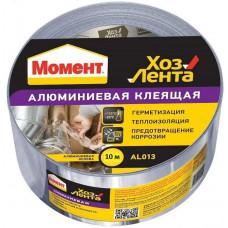 Лента Момент 25м (алюминиевая клеящая) AL013