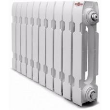 Радиатор чугунный KONNER модерн 300, (10 секций) (с ком), без кронштейнов