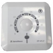 Терморегулятор ТР-01.2 (кнопка) с блокировкой от детей (Россия)